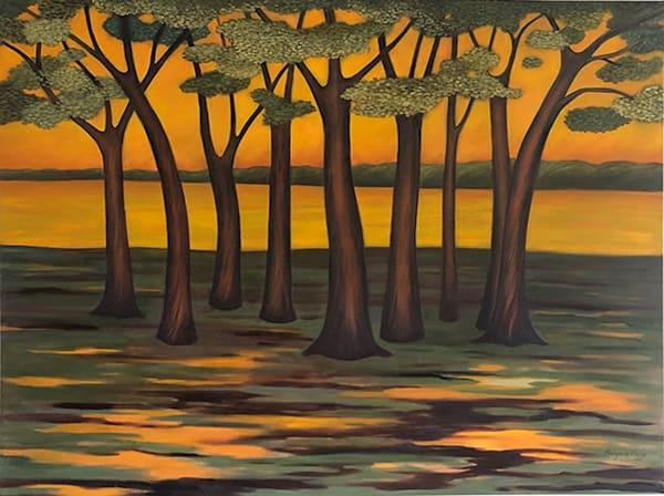 """Esperanza"" Oil On Canvas Art   Margaret Biggs Fine Art"