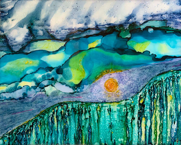 Weathering The Storm #2 Art | Maitri Studio