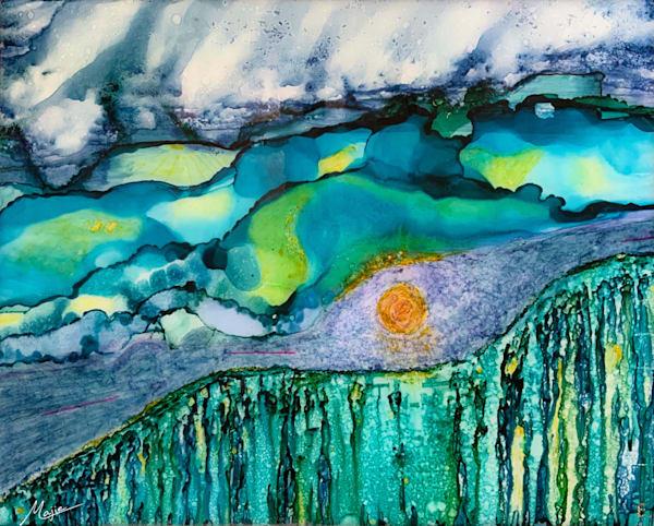 Weathering The Storm #2 Art   Maitri Studio