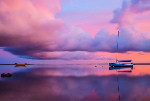 Cotton Candy Sky Photography Art | The Colors of Chatham