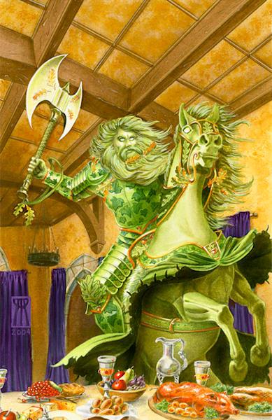 The Green Knight - Original