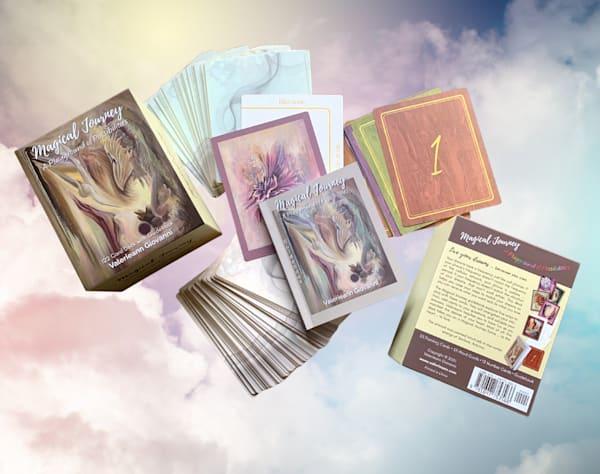 Magical Journey Card Deck   Valerieann Giovanni