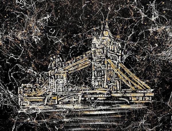 London Bridge Art | Anthony Joseph Art Gallery