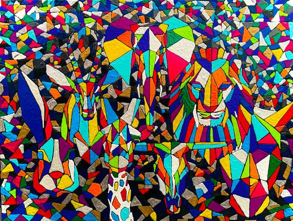 Zootopia Art | Anthony Joseph Art Gallery