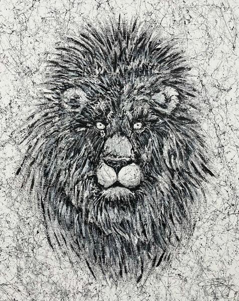 Return Of The King Art | Anthony Joseph Art Gallery