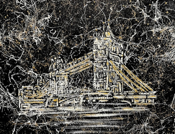 London Bridge Art   Anthony Joseph Art Gallery