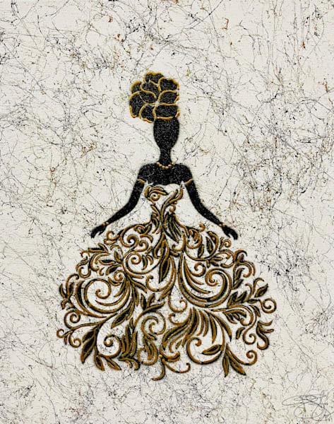 Madam Tre Falle Art   Anthony Joseph Art Gallery