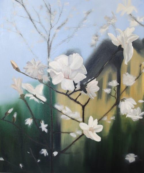 Magnolia Study #2 Art | Brendan Kramp Studio & Workshop