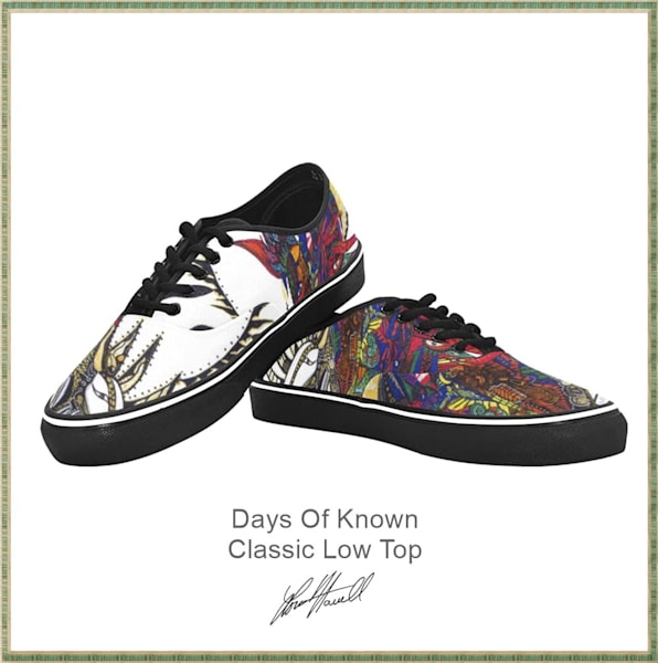 Days Of Known Classic Low Top