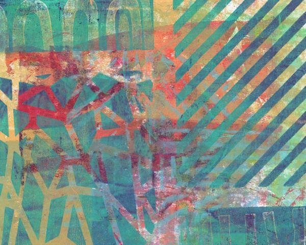 Life In The City Art | Jennifer Akkermans