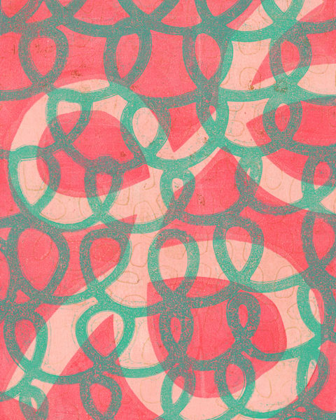 Loop De Loop Art | Jennifer Akkermans
