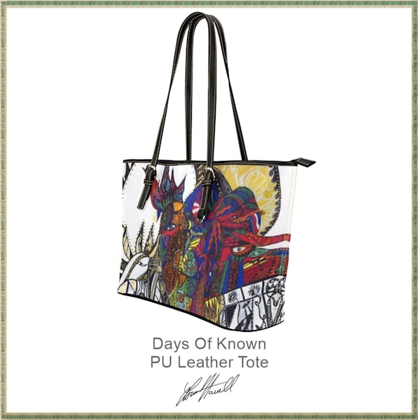 Days Of Known Leather Tote