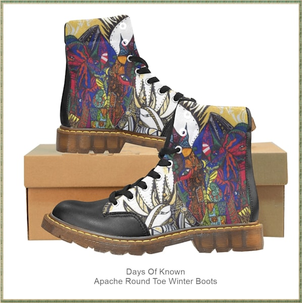 Days Of Known Apache Winter Boot