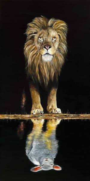 The Lion Like Lamb