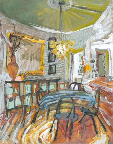 .300 Mc Call Street, No. 201 Art | Erika Stearly, American Artist
