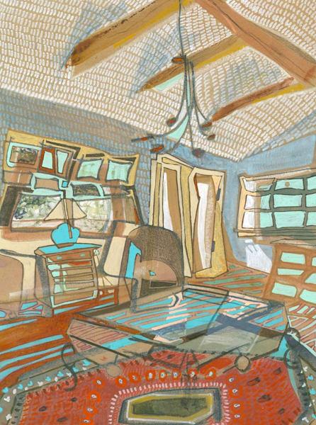 .Langley, Wa, No. 101 Art   Erika Stearly, American Artist