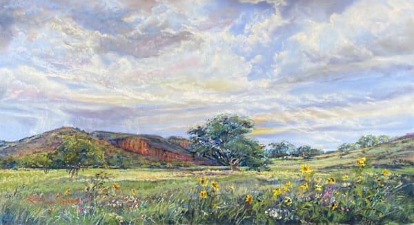 Lindy Cook Severns Art | Season of Plenty, original pastel