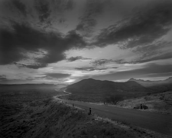 Dogie Mountains, Big Bend, Texas Photography Art | Rick Gardner Photography
