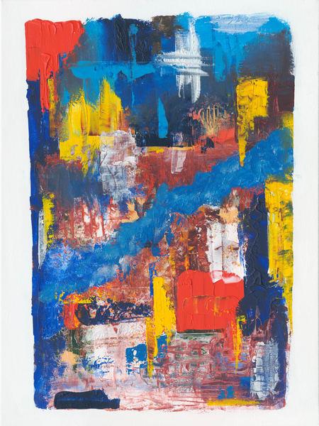 A River Run Through Him Art | RPAC Gallery