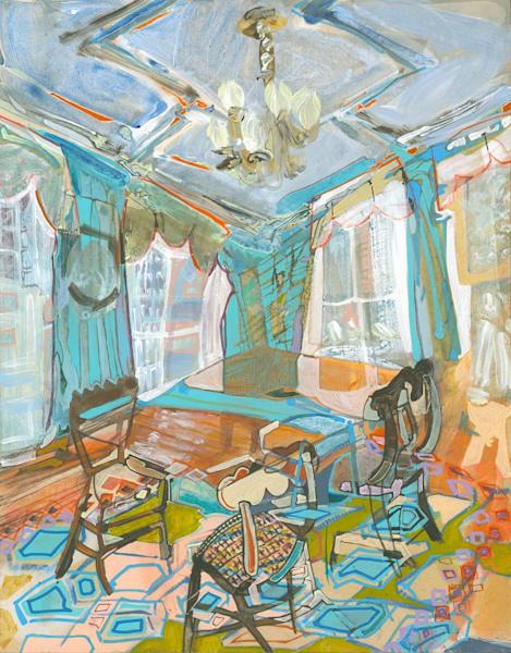 .32 South Street, No. 201 Art | Erika Stearly, American Artist