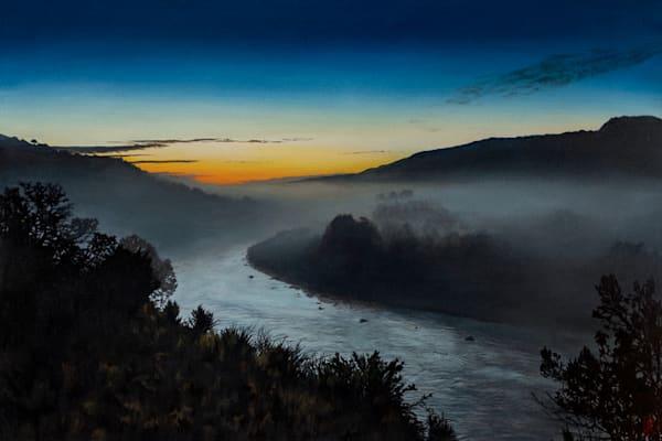 Dawn, Chama River