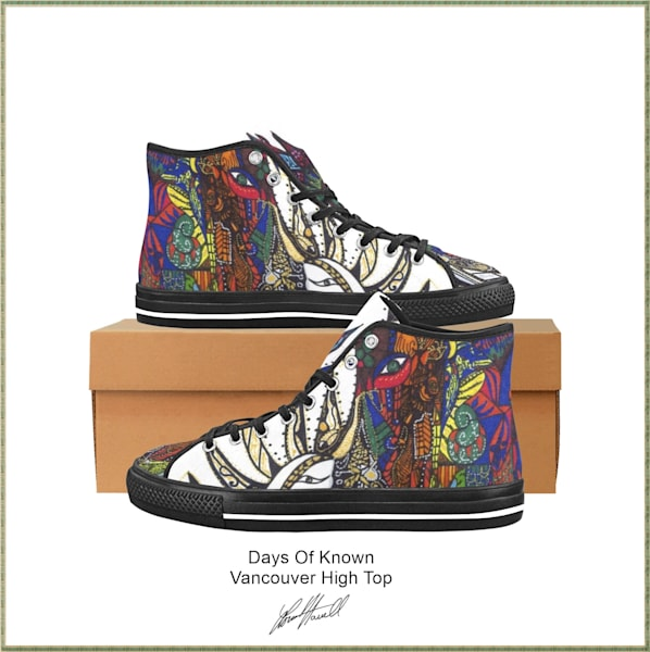 Days Of Known Vancouver High Top