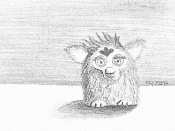 Nostalgia Furby