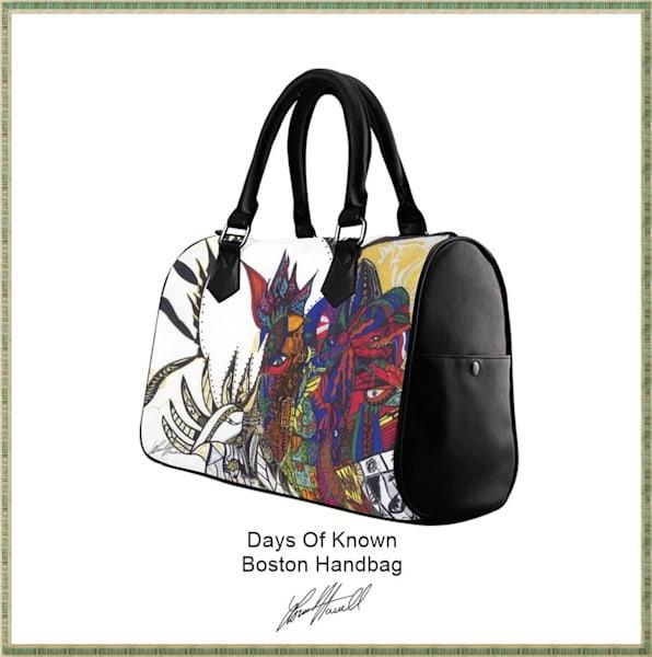 Days Of Known Boston Handbag