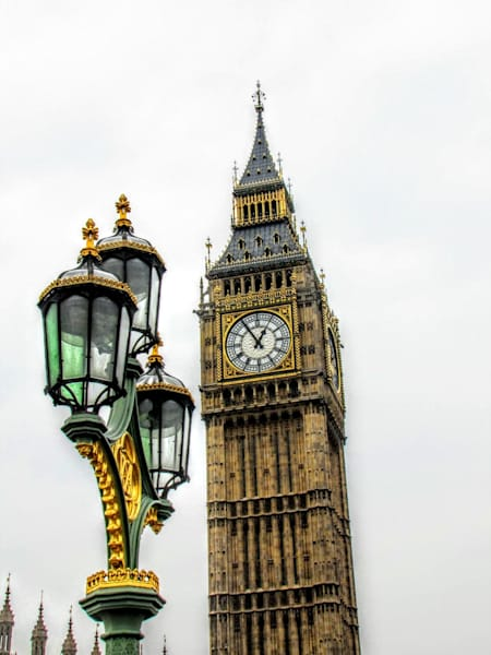 Big Ben London, Number 2 Photography Art   Photoissimo - Fine Art Photography