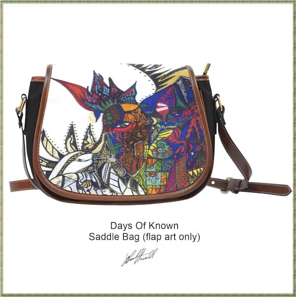 Days Of Known Saddle Bag