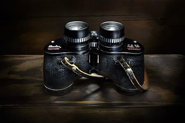 Binoculars Photography Art | Ralph Palumbo