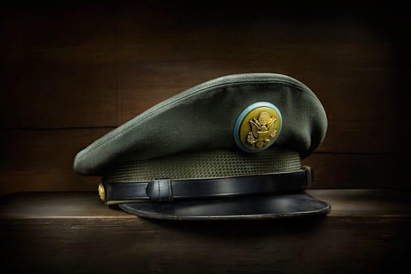 Army Hat Photography Art | Ralph Palumbo