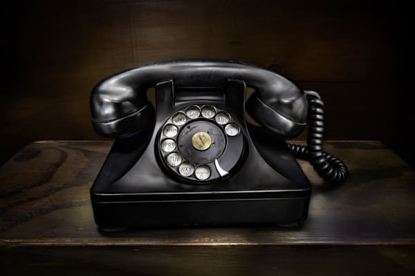 Vintage Phone Photography Art | Ralph Palumbo