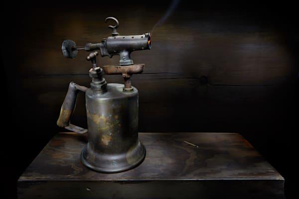 Vintage Blow Torch Photography Art | Ralph Palumbo