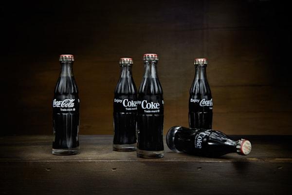 Coke Bottles Photography Art | Ralph Palumbo