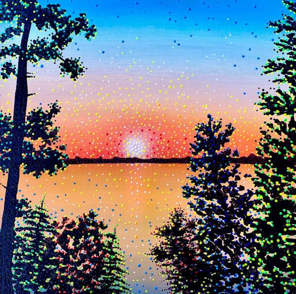 When The Sun Goes Down Art | Erin Conn Fine Art