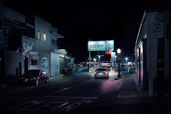 Auto Ferry Photography Art | Ralph Palumbo