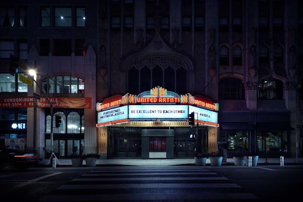 Ace Theatre Photography Art | Ralph Palumbo