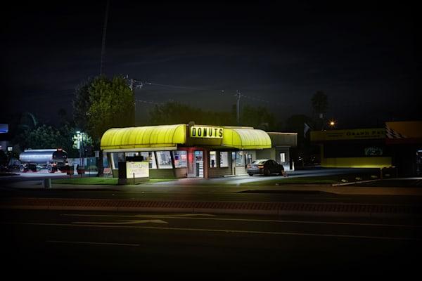 Donut Shop Photography Art | Ralph Palumbo