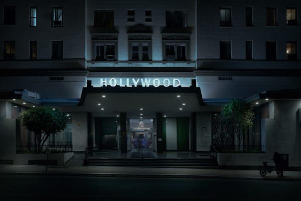 Hollywood Knickerbocker Photography Art | Ralph Palumbo