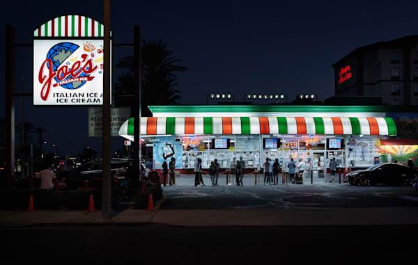 Joes Italian Ice V1 Photography Art | Ralph Palumbo