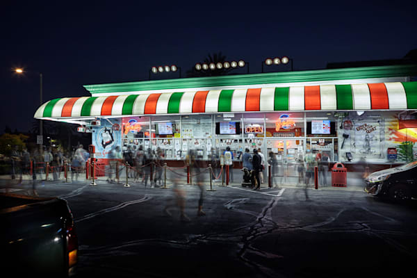 Joes Italian Ice V2 Photography Art | Ralph Palumbo