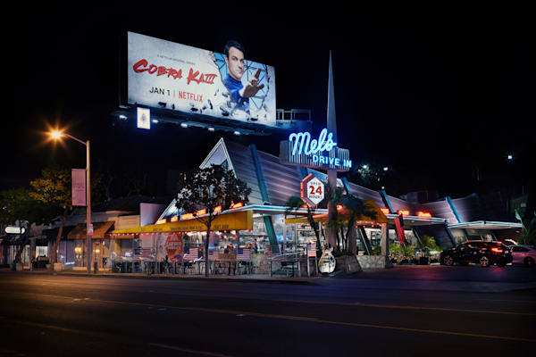 Mels Drive In Photography Art | Ralph Palumbo