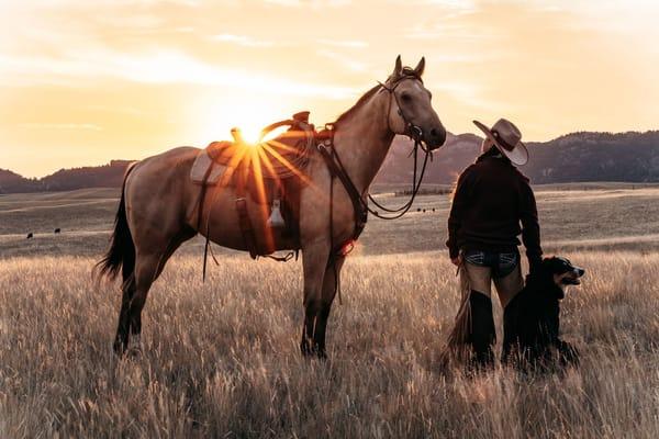 Wyoming Flare Photography Art | chrissymathey