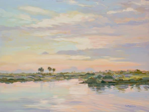 Florida oil painting   Contemporary Landscape    Gordon Meggison IV