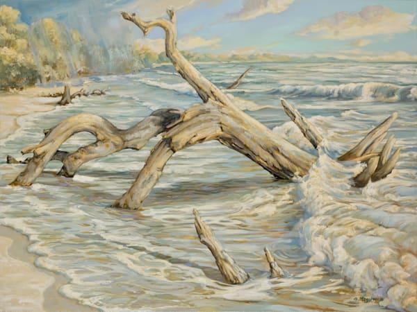 Returning From The Sea Art | gordonmeggison
