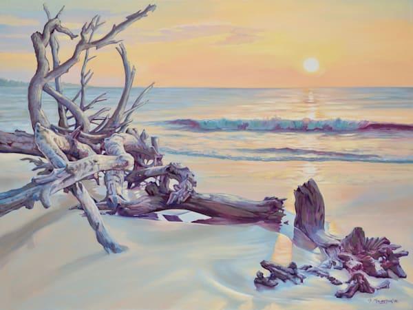Sunrise At Talbot Lrg Art | gordonmeggison