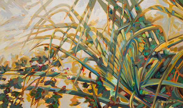 Tropical Color 6 Lrg Art | gordonmeggison