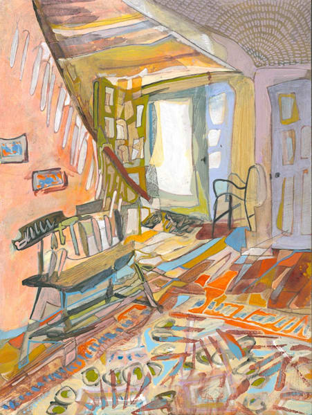 .1400 Albany Ave, No. 101 | Erika Stearly, American Artist