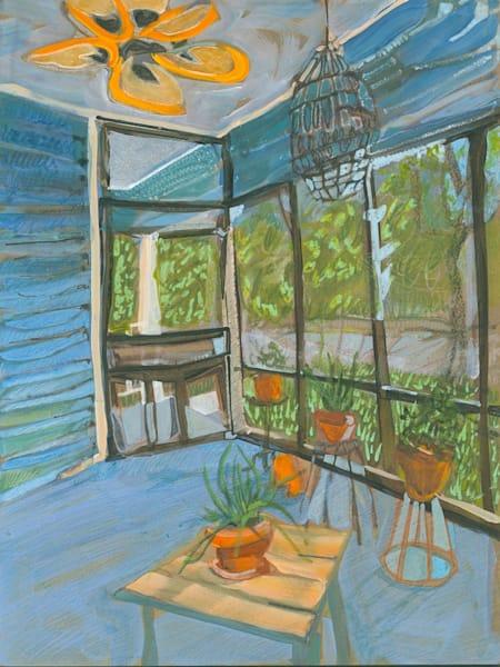 .Savannah, Ga No. 101 | Erika Stearly, American Artist